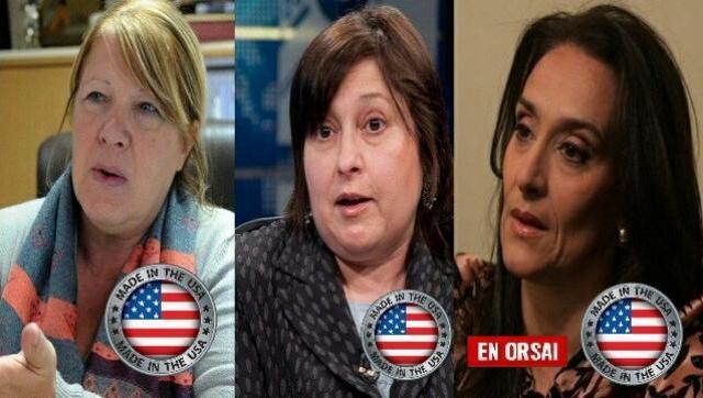 Los principales políticos argentinos que son financiados por Estados Unidos