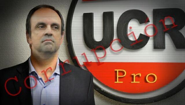 Presidente de la UCR nacional acorralado por la justicia