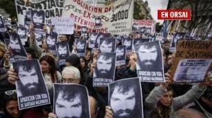 Advierten por la convocatoria en los medios a una marcha por Santiago Maldonado