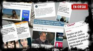 El caso Maldonado y la muerte del periodismo
