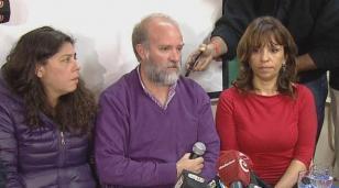 La familia pidió respeto y solicitó terminar con la campaña de hostigamiento