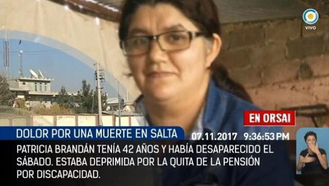 El gobierno de Macri le quitó la pensión por discapacidad y ella se suicidó