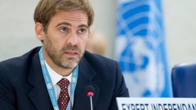"""Experto de la ONU dice que la reforma laboral """"perjudica a los trabajadores"""""""