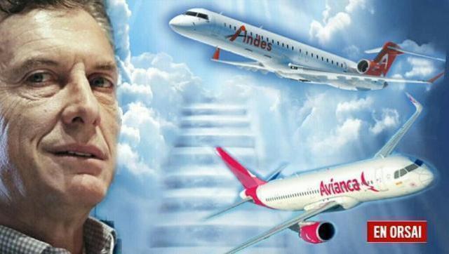 Escándalo: Macri utilizó una firma de un entramado offshore para vender su línea aérea