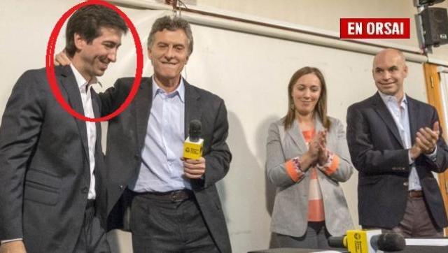 Descubren al recaudador de campaña de Macri con cuentas no declaradas en Islas Bermudas