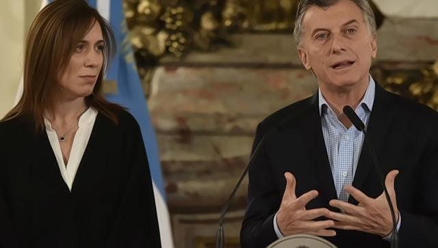 Tensiones PRO: Vidal abrió la campaña para suceder a Macri