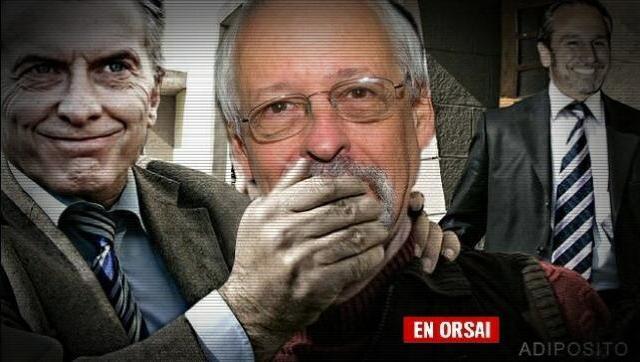 #MAFIA: Después de las amenazas de Macri al dueño de Página/12 Verbitsky anunció que deja el diario