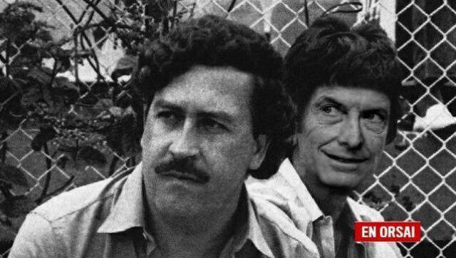 Cambiemos financió la firma de uno de los socios de Pablo Escobar