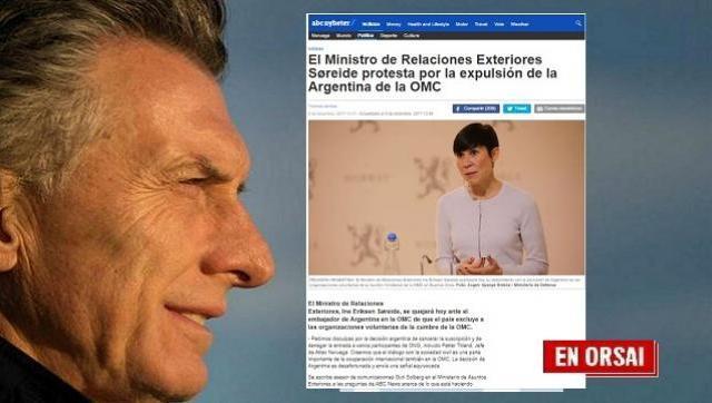 Argentina hoy: grave deportación de periodistas y activistas