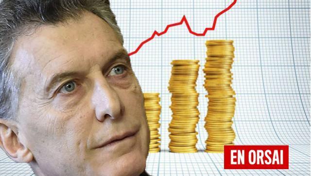 En dos años el macrismo provocó más del 60% de inflación y no la controla