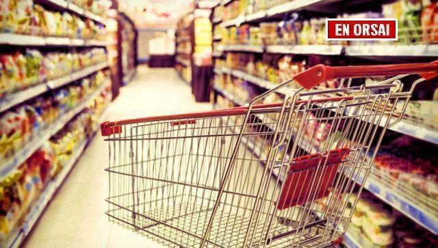 Caída libre: las ventas en hipermercados cayeron el 6% en febrero