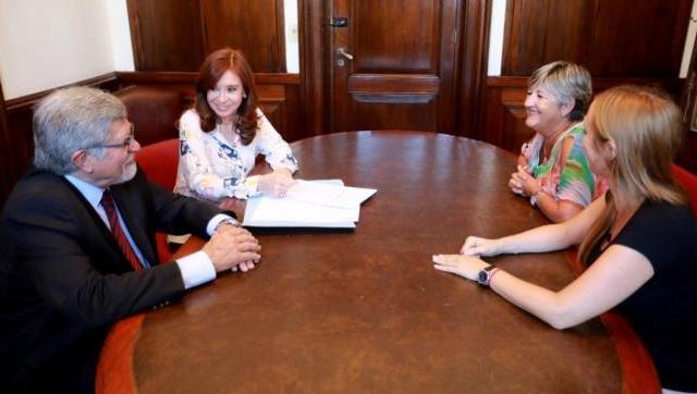 Cristina Kirchner presentó un proyecto muy difícil de cumplir para los funcionarios del gobierno Macrista