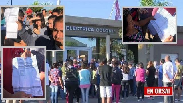 Córdoba: otra pueblada contra el tarifazo de la luz