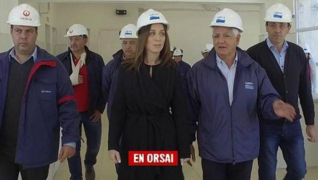 El hombre de Macri que reflota el lazo francés en el negocio del agua
