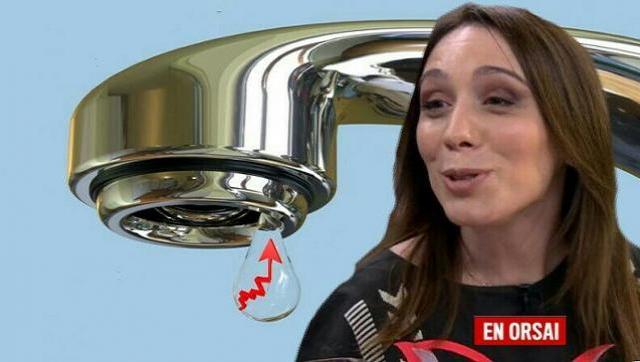 Vidal aumenta el agua un 40% y a estatales y docentes solo el 15