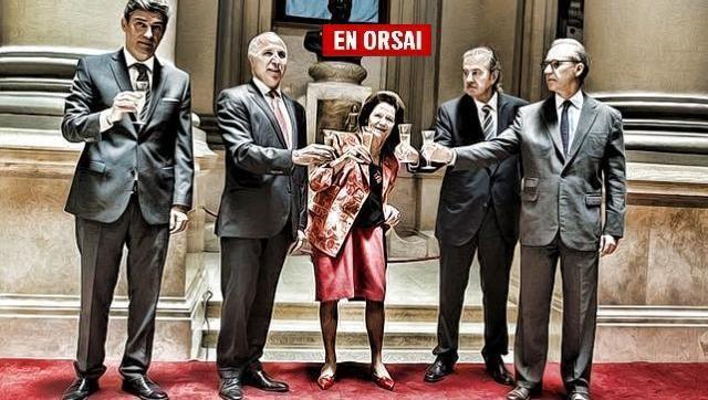 Las causas armadas contra el kirchnerismo por Macri y sus socios judiciales