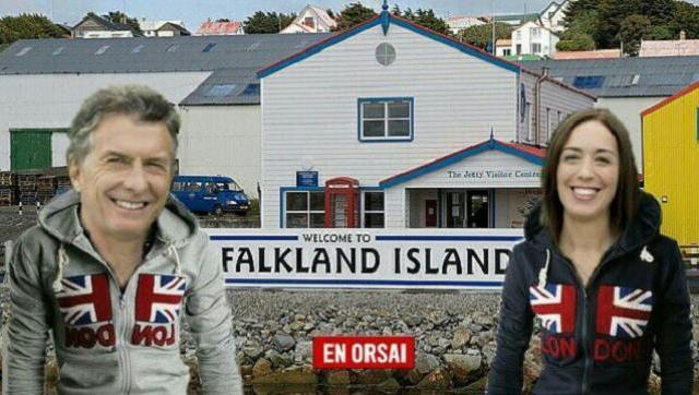 Taiana: Macri concede todo lo que la premier británica quiere respecto de Malvinas