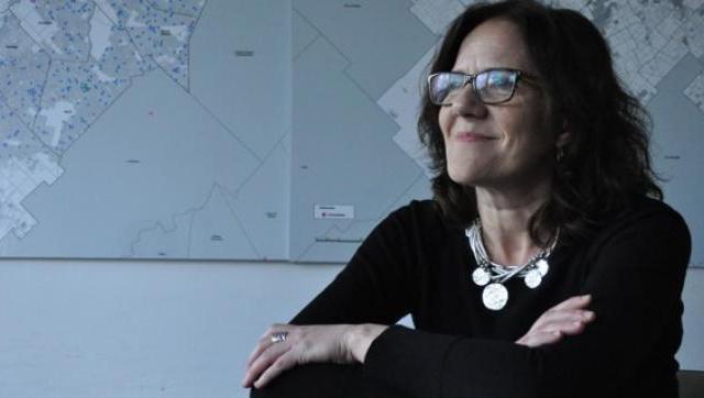 """Gabriela Diker: """"Hoy se piensa la universidad desde la rentabilidad y no por el derecho"""""""
