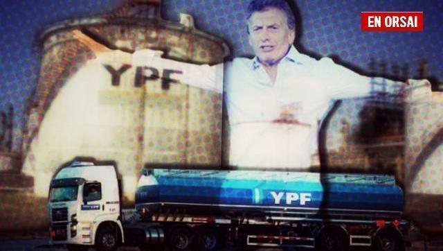 Ahora también YPF vuelve a aumentar los combustibles en todo el país