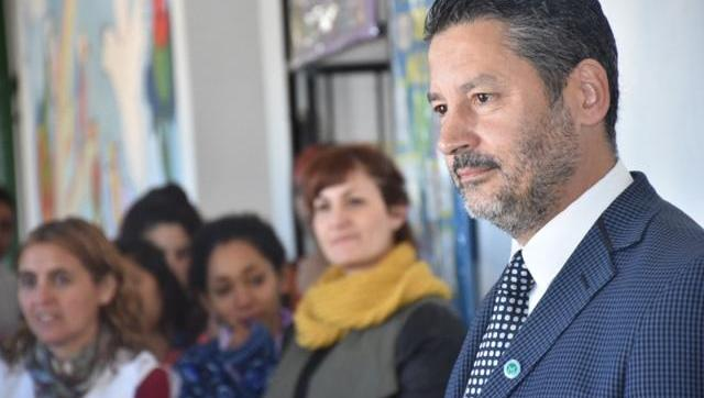 """Gustavo Menéndez: """"La intervención del PJ llegó en el peor momento del Gobierno de Macri"""""""