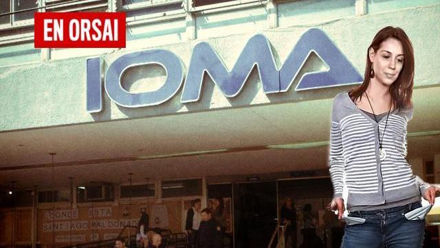 Vidal recorta las prestaciones de IOMA a docentes y trabajadores estatales