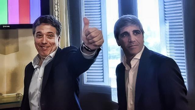 Dujovne y Caputo culparon a la oposición por la corrida cambiaria y anunciaron más ajuste