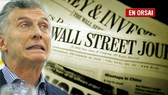 """Los mercados internacionales afirman que Macri jugó su """"última carta"""""""