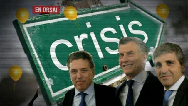 Medios de todo el mundo hablan de la debacle de la argentina macrista