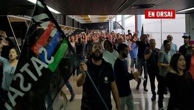 Trabajadores se movilizarán a los Martín Fierro