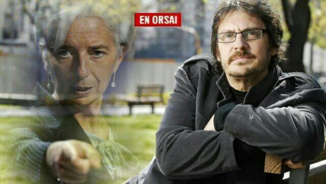 """Felipe Pigna: """"El FMI siempre fue un organismo nefasto para Argentina y el mundo"""""""