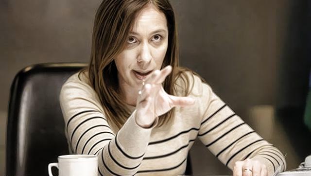 Vidal lanzó una burda chicana a los docentes en la negociación paritaria