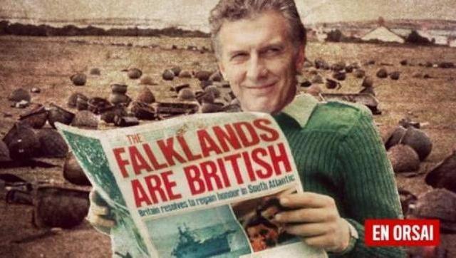 Peña homenajeará en Londres a los soldados británicos caídos en la guerra de Malvinas