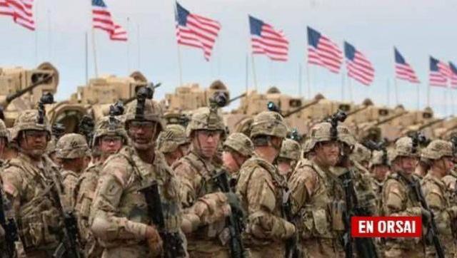 Estados Unidos construirá una base militar a pasitos de vaca muerta con la excusa de