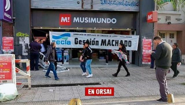 La realidad Argentina: Musimundo presentó concurso de acreedores
