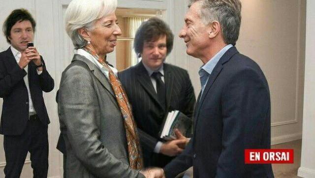 Blindaje II: Javier Milei, el ministro de Economía de Macri en las sombras