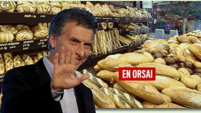 Panaderos advierten que la gente ya no compra por kilo