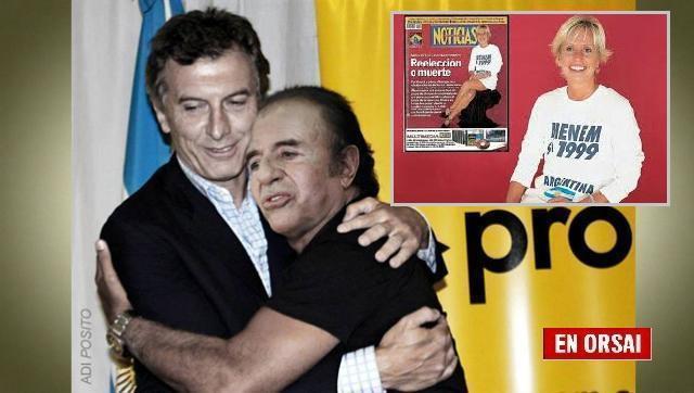 El gobierno de Macri nombra funcionaria a la hija de Adelina Dalesio de Viola