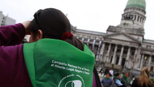 Se lucha voto a voto para aprobar la despenalización del aborto en Diputados