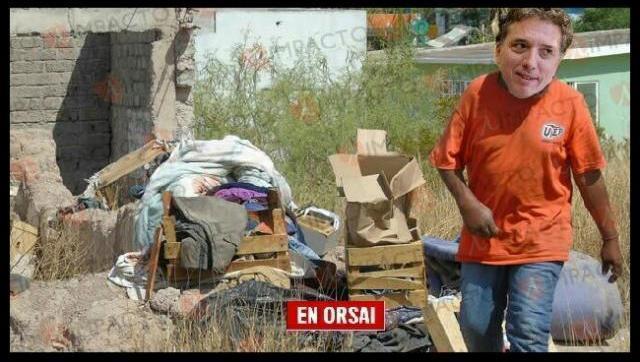 Dujovne pasó de vivir en un baldío a una mansión de más de 2 millones de pesos