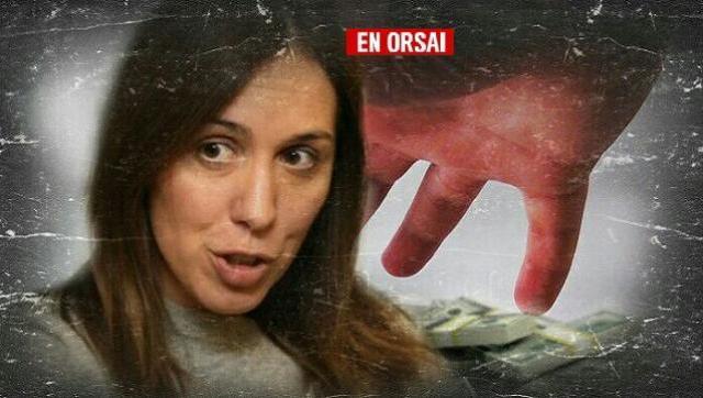 Los desesperados intentos de Vidal para tapar la corrupción de su gobierno