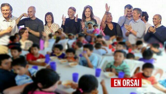 Informe UCA: uno de cada tres niños se alimenta en comedores