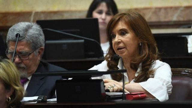 Cristina Kirchner pidió eliminar una expresión del acuerdo con el Fondo Monetario Internacional
