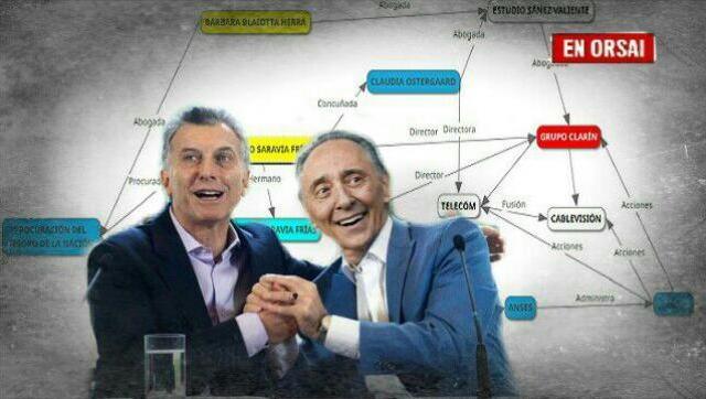 La trama secreta de Magnetto para la fusión Cablevisión-Telecom