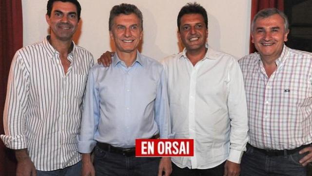 Arde la mesa chica del PRO por el acercamiento de Massa y Urtubey a Macri y Vidal