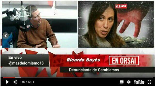 Aportes truchos: Ex Cambiemos presenta denuncia contra Vidal pero no se la toman