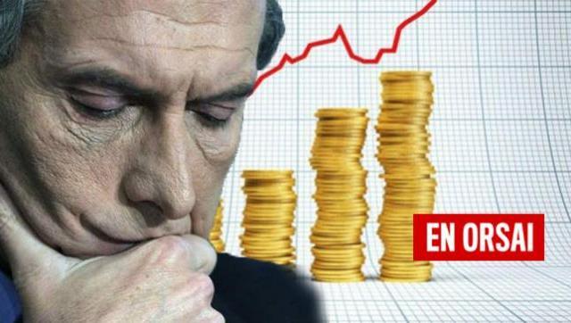 La inflación se volvió a disparar y ya es incontrolable para el Gobierno