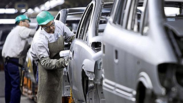 Mientras Macri dice que está todo bien, la industria sigue en una brutal caída