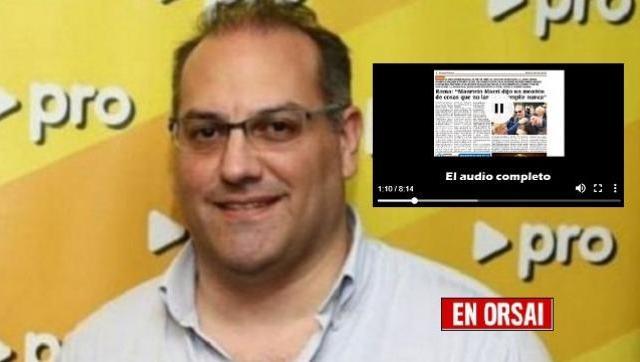 EXCLUSIVO: Diputado del PRO admite haber sido quien falsificó la firma de supuestos afiliados al partido