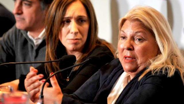 Aportantes truchos: amplían la denuncia contra Carrió por la campaña en Ciudad de Buenos Aires