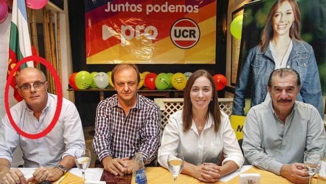 El encargado de combatir la corrupción de Vidal es aportante del PRO